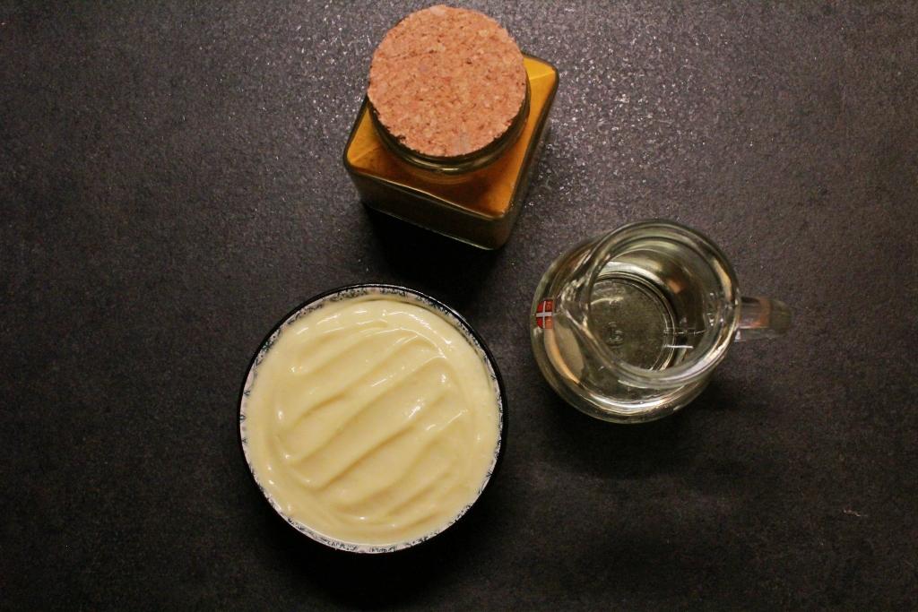 maionese ricetta leggera e veloce