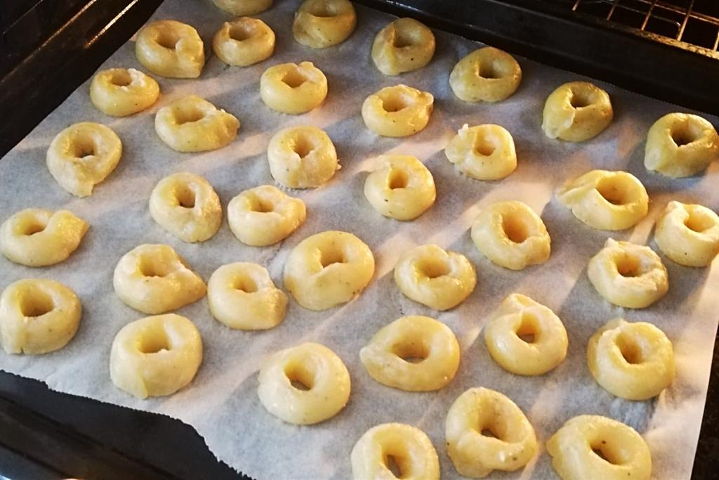 ricetta taralli in forno